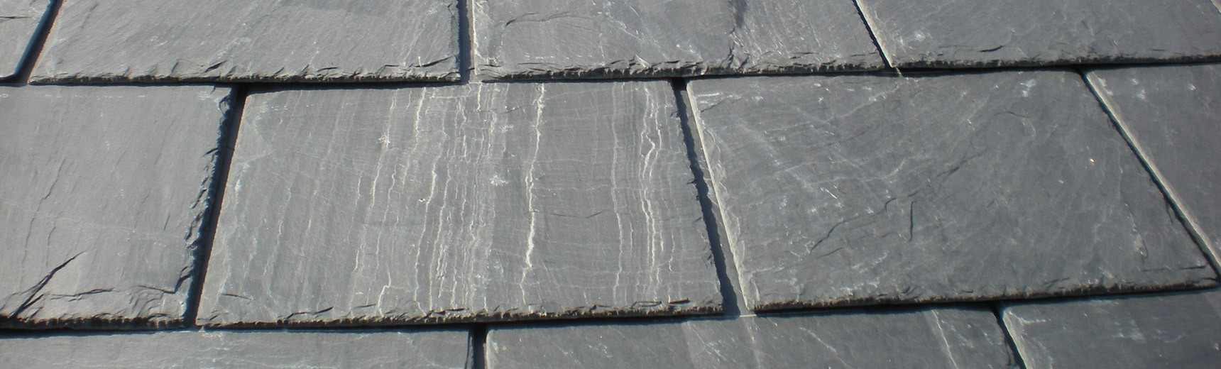 Manufactured slate tiles